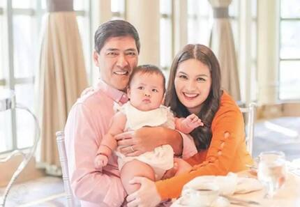 Vic Sotto finally opens up about Baby Tali's weight, says pedia often gets mad at him