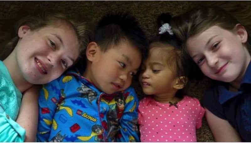 American couple adopts limbless Filipino baby girl, touches people's hearts all over the world