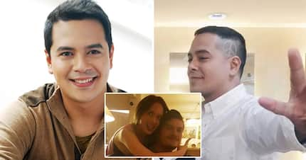 OMG! Did John Lloyd Cruz follow Baste Duterte's haircut to be closer to Ellen Adarna's heart?