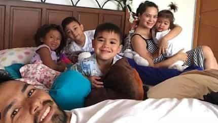 Kristine Hermosa & Oyo Sotto's joyful family life with their 4 kids