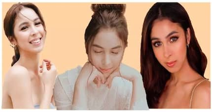 5 Fab beauty trends na pinauso ni Julia Barretto