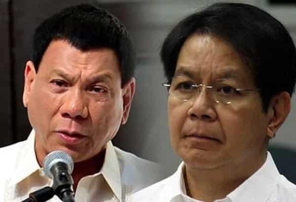 Lacson: Drug-free PH is possible under Duterte admin