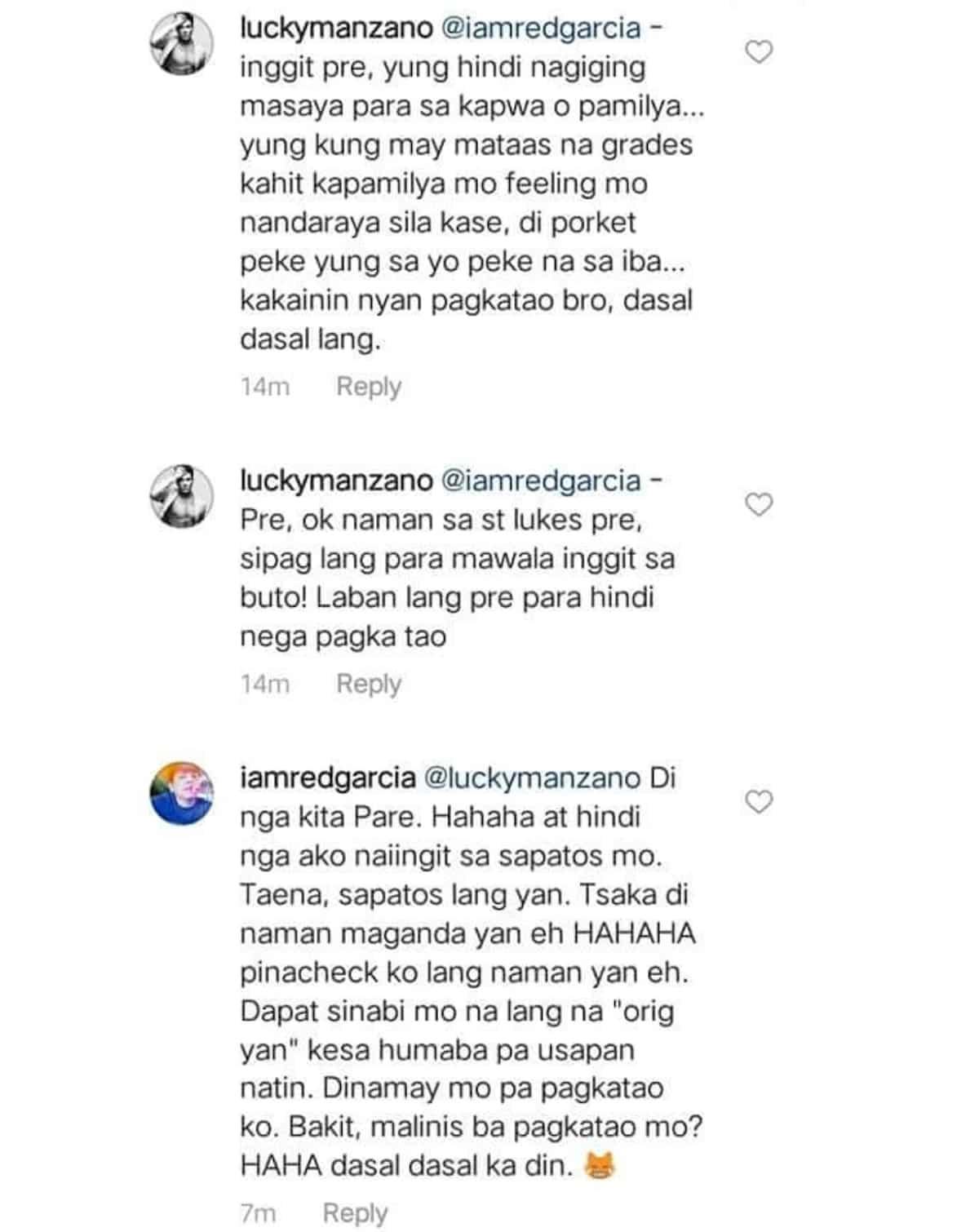 Luis Manzano, binash ng todo matapos mapikon sa netizen na nag-duda kung authentic ang sapatos niya