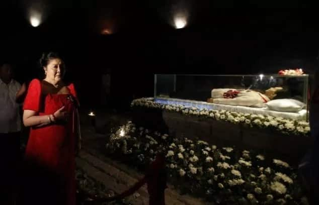 NHCP opposes ex-President Marcos' burial at the LNMB