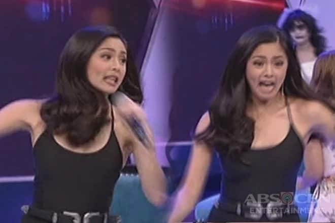 Kim Chiu's reaction after being pranked in GGV