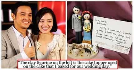 Siya lang pala nag bake ng wedding cake nila! Jennica Garcia shares details about their wedding which happened almost 4 years ago