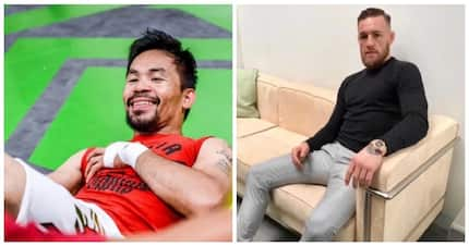 UFC president says he would sue Manny Pacquaio if he pursues McGregor match