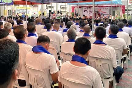 Higit 600 inmates, matagumpay na nagtapos ng iba't-ibang kurso