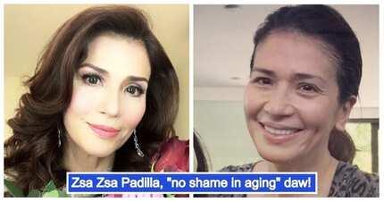 'Old and proud at 54!' Zsa Zsa Padilla slams age-shamers