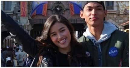 Liza Soberano poses for birthday pic with grown up brother Justin Soberano