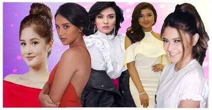 Pretty and Fabulous! 10 Stunning Pinay celebrities' debutantes ng 2018