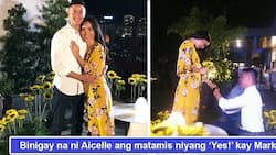 Tinalihan na siya bago makaalis ng Pinas! Aicelle Santos now engaged to Mark Zambrano