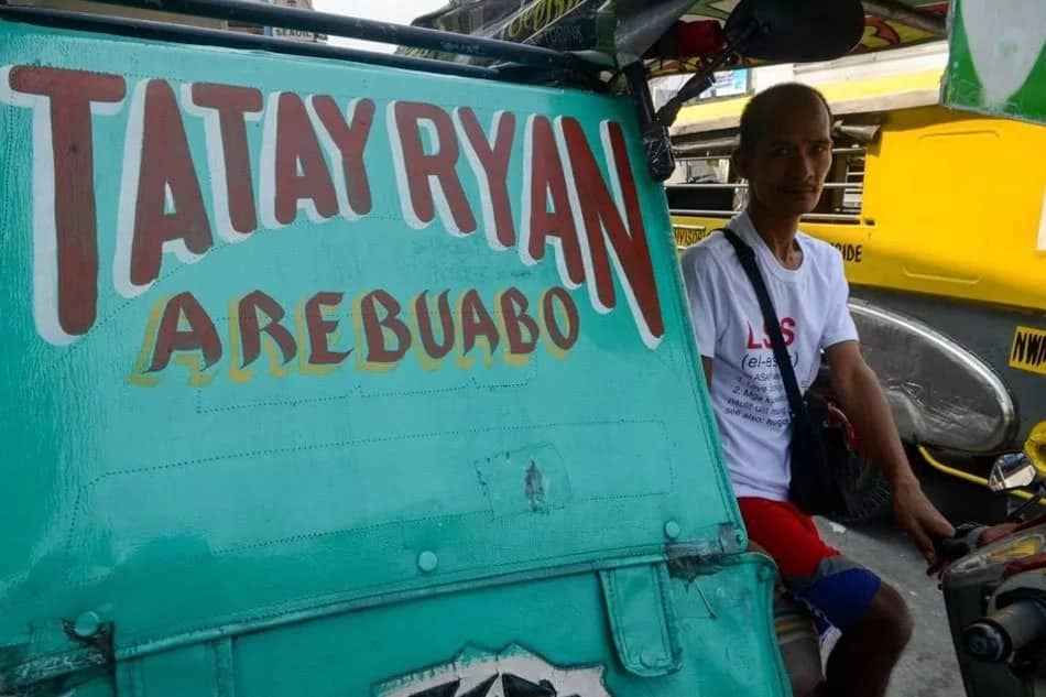 Whatever happened to the selfless father at Jollibee? Ryan Arebuabo became a businessman in Tondo