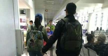 Netizens speculate that Sarah & Matteo are going to Europe for special occasion