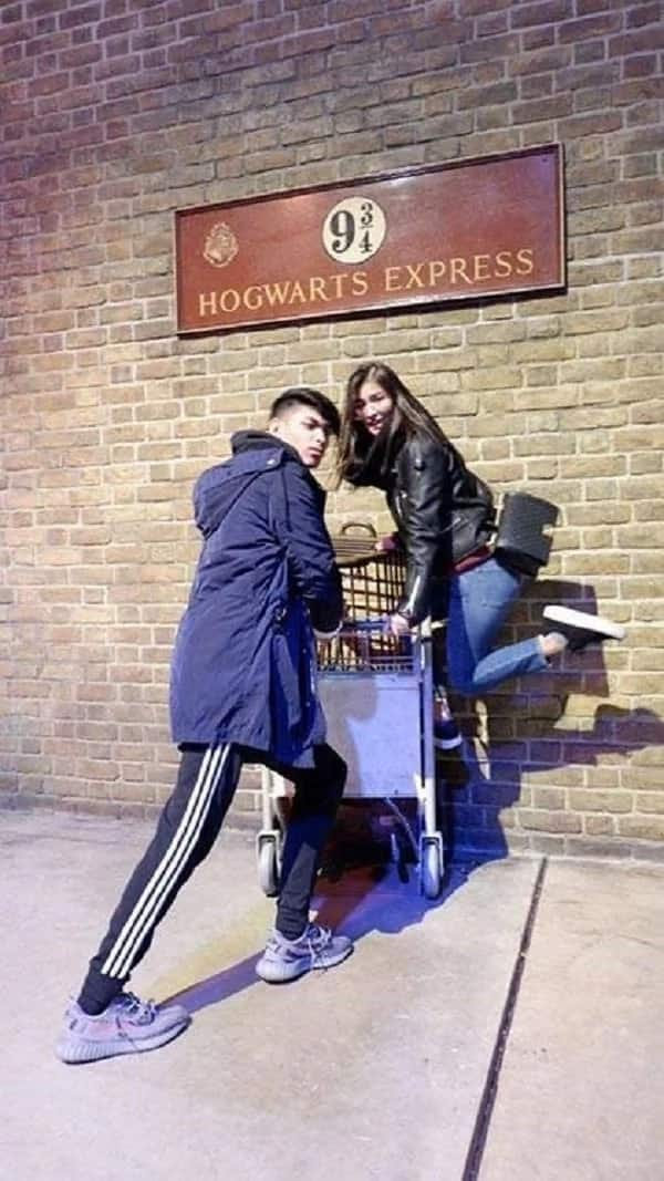 Relationship goals ito! Liza Soberano celebrated her 19th birthday with a Harry Potter Tour in London with Enrique Gil