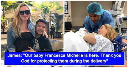 Michela Cazzola, nanganak na sa pangalawang anak nila ni James Yap
