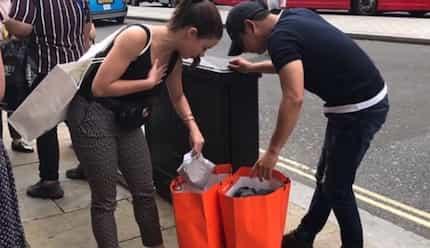 Buhay mayaman! Coco Martin & Yassi Pressman caught on camera shopping together in London