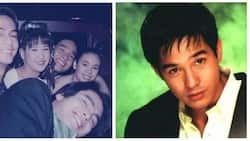 Maligayang kaarawan sa langit! Marvin Agustin posts a throwback picture with Rico Yan to commemorate his birthday