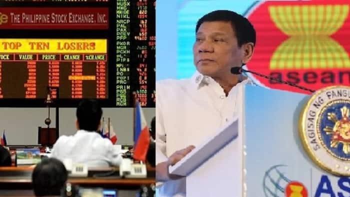 PH stock market loses billions after Duterte's Obama insult