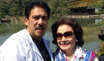 Senator Tito Sotto & Helen Gamboa's stunning house in White Plains