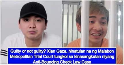5 years in prison! Xian Gaza is found guilty of issuing bouncing checks