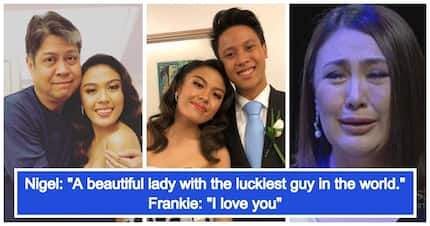 May boyfriend na si Kakie? Sharon Cuneta and Kiko Pangilinan get emotional on daughter Frankie Pangilinan's prom night