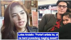 Loisa Andalio breaks her silence over PDA issue with rumored boyfriend, Ronnie Alonte