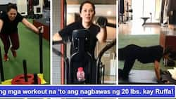 Na-achieve niya! Ruffa Gutierrez confesses 'almost passing out' during difficult workout routines that made her lose 20 lbs.