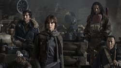 Rogue One: What happens when they catch you?