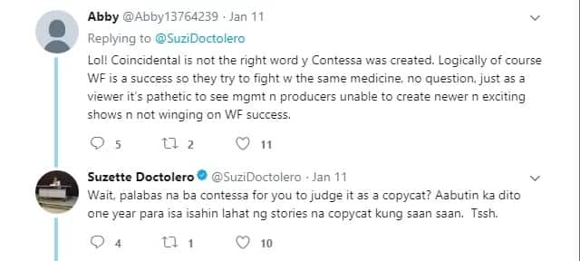 Ginaya daw kasi sa 'Wildflower' ng ABS-CBN! GMA Writer Suzette Doctolero gets bashed after her controversial tweet about 'Contessa'