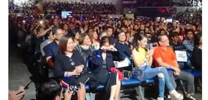 Di napigilan ang luha! Video ni Kathryn Bernardo na pinaiyak ni Daniel Padilla sa concert nag-viral