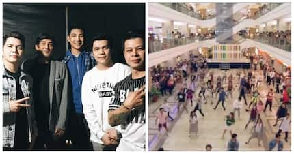 Nagulantang ang mga tao sa mall! Darren Espanto and UMD dancers lead epic flash mob of 'Dying Inside' in New Farmer's Plaza Cubao