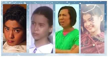 Muling balikan ang first role na ginampanan ng 10 Kapamilya stars before fame
