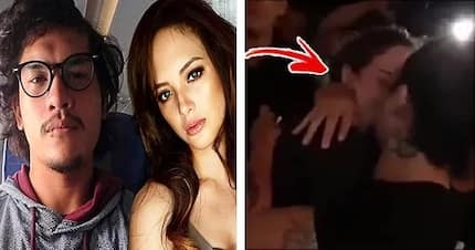 Ellen Adarna, Baste Duterte kiss in public months after their breakup! Ellen renders a heartfelt song dedicated to the Presidential son