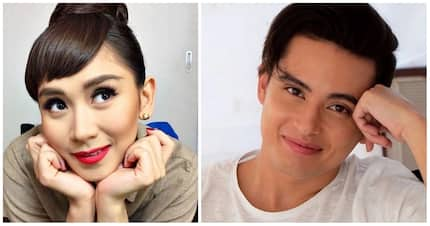 James Reid gets the sweetest birthday greeting from Sarah Geronimo and the whole staff and crew of 'Miss Granny'