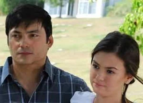 Angelica Panganiban reveals why it's awkward for her to do a love scene with Dingdong Dantes