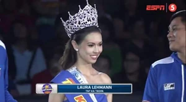 PBA Opening Ceremony - a parade of real beauties!