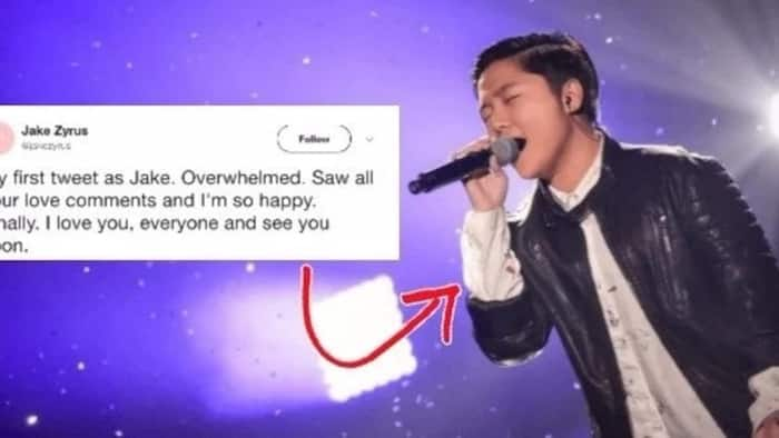 Charice, now known as Jake Zyrus, finally speaks up on social media after his controversial name change
