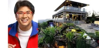 Bahay o resort? Willie Revillame's hilltop Tagaytay mansion stuns netizens with its breathtaking beauty