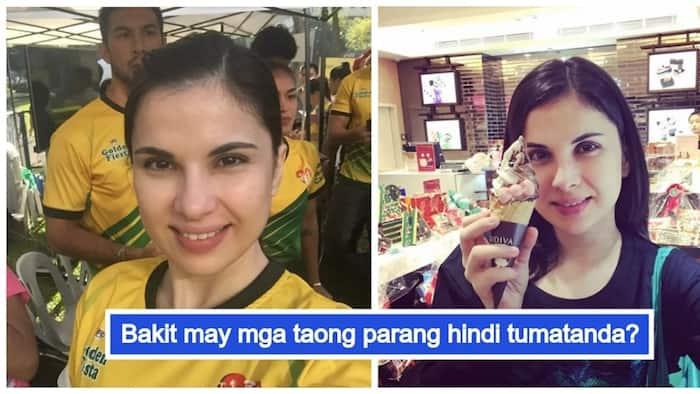 Walang kupas ang ganda! Ana Roces reveals secrets for looking young even at 42