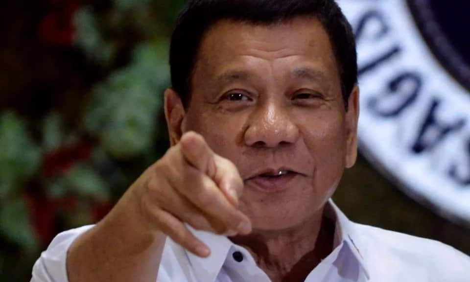 Duterte jokes about making the Philippines a Province of China