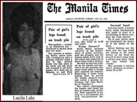 Five mysteries in the Philippines that are still unsolved