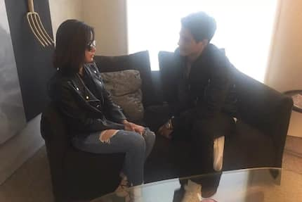 Former couple Erich Gonzales and Daniel Matsunaga meet face-to-face for the first time after painful breakup. Do we smell second chance?