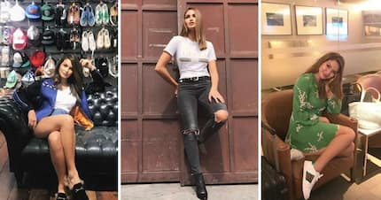 Nakakalula ang mga presyo! Sarah Lahbati shows off her growing Gucci collection and the cost of each item is simply jaw-dropping!