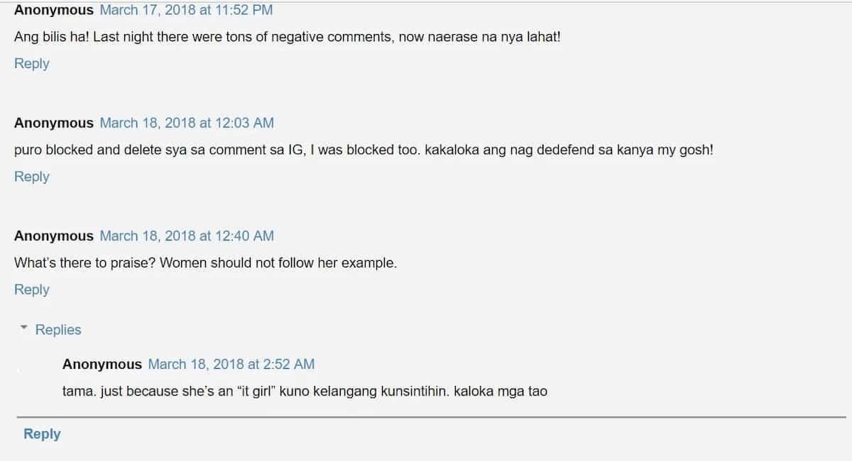 Hindi daw dahil maraming natuwa eh tama yung ginawa! Liz Uy's coming out as a single mom elicited mixed reactions from netizens