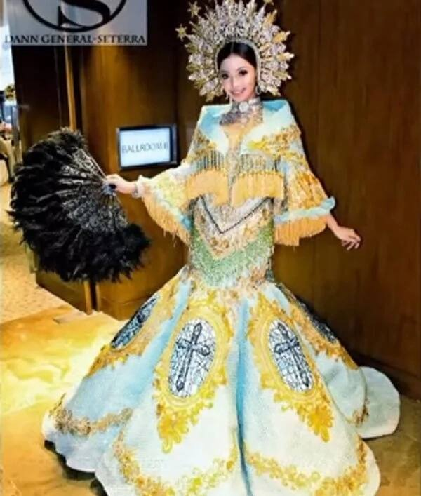 Daniel Padilla's fan Chariss Jedidah Gusay is a real life beauty queen