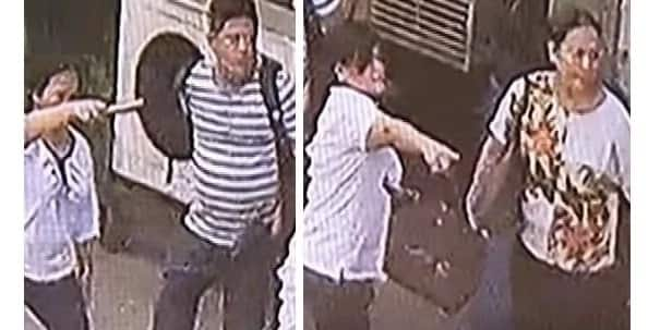 Salisi gang members caught on CCTV stealing P250K from Japanese tourists in Manila