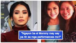 Gaano nga ba ka-controlling? Sarah Geronimo reveals Mommy Divine's role in her performances and career