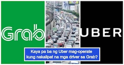 Ano na ba talaga? Grab, Uber ordered to continue separate services beyond April 8