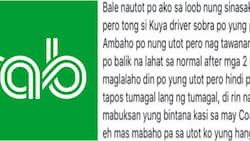 Grabe naman yun! Pinoy accidentally farts in Grab car but his driver remained professional